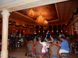 The Grand Ballroom Dining Area