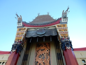 The Chinese Theater - Home of The Great Movie Ride