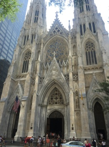 A Beautiful Church in the heart of NYC